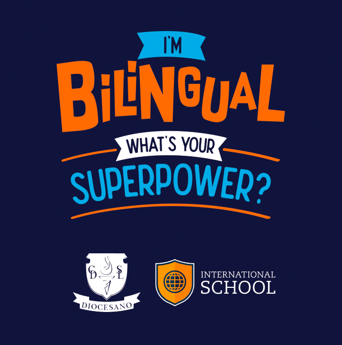 I'm Bilingual, what's your superpower?
